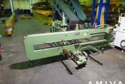 Irle KS12 cutting & flanging