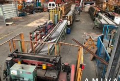 Polypal Rollforming line for pallet racks (1)