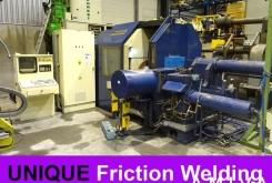 SMFI Inter Hydro CNC friction welding lathe