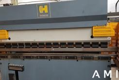 HACO PPM 135 ton x 3100 mm CNC