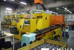 Weisser FR 23Q-2 Double spindle CNC Ø 355 x 430 mm