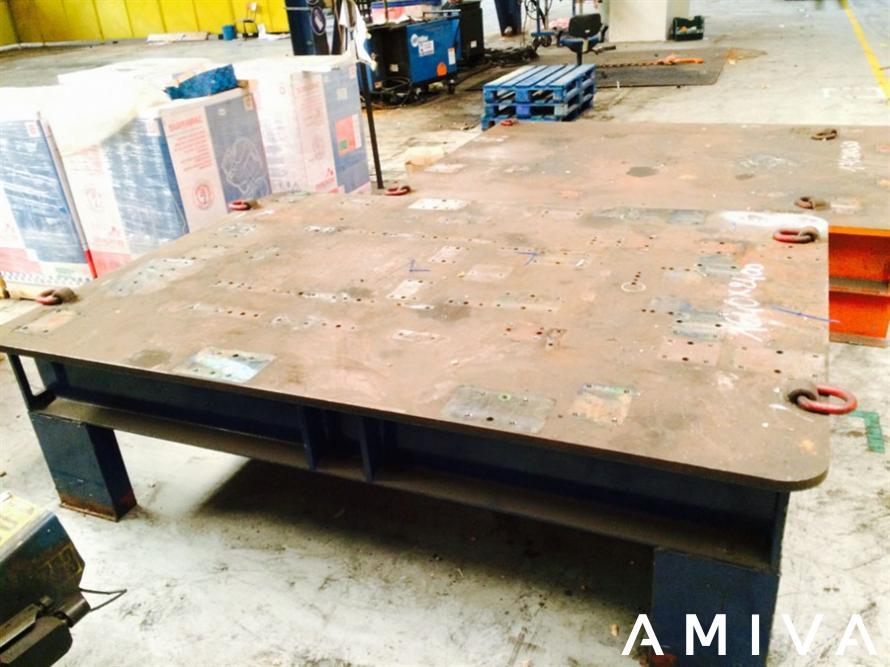 amiva welding table x mm