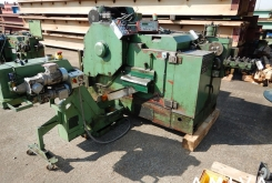 Sacma press for making screws/nails