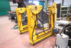Petry Wendomat Turning unit - 10 ton