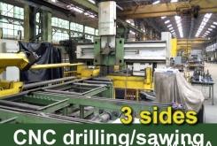 Trennjaeger SBM 1000 CNC saw/drill line