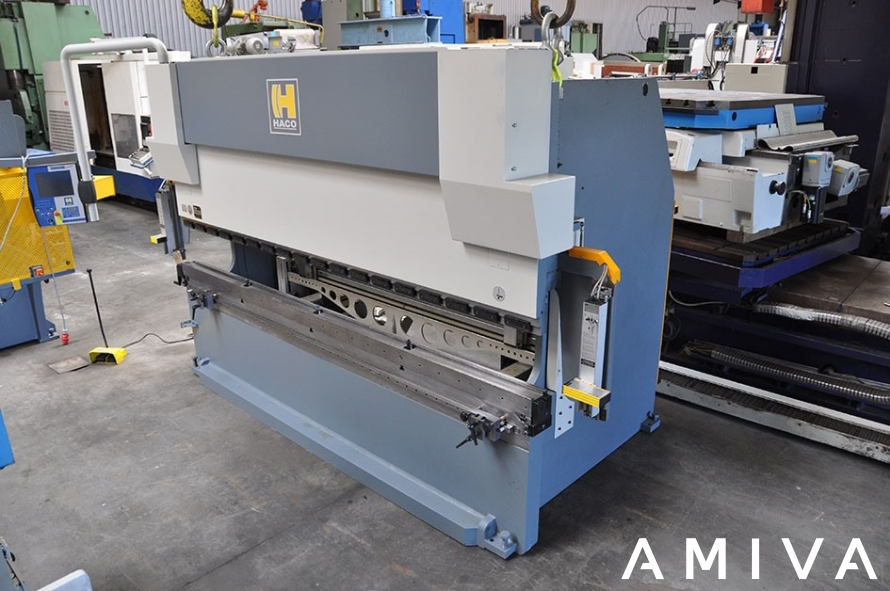 HACO ERM 250 ton x 3600 mm CNC