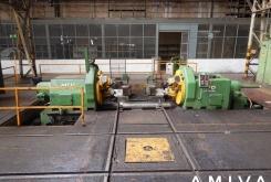 MFD DRH II 110K train wheel lathe