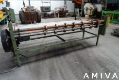 ZM slitting line 2500 x 1,5 mm