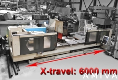 STAM a Heavy Duty MC 550 S CNC