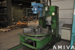 ZM CNC drill- & milling for flanges